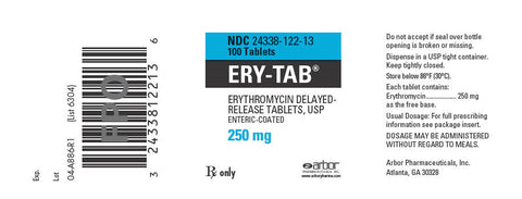 Ery-Tab - Patient Pharmacy