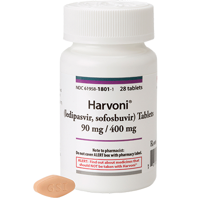 Harvoni - Patient Pharmacy