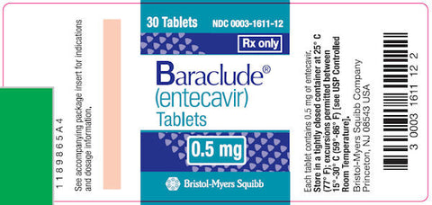 entecavir(Baraclude)