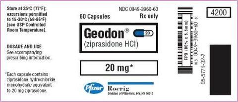 Geodon - Patient Pharmacy