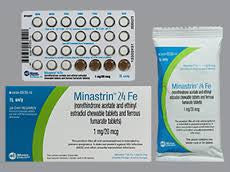 Minastrin 24 Fe - Patient Pharmacy