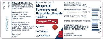 Bisoprolol-HCTZ - Patient Pharmacy