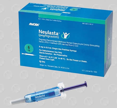 Neulasta 6 mg/0.6ml