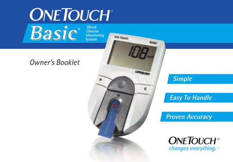 One Touch Ultra Basic