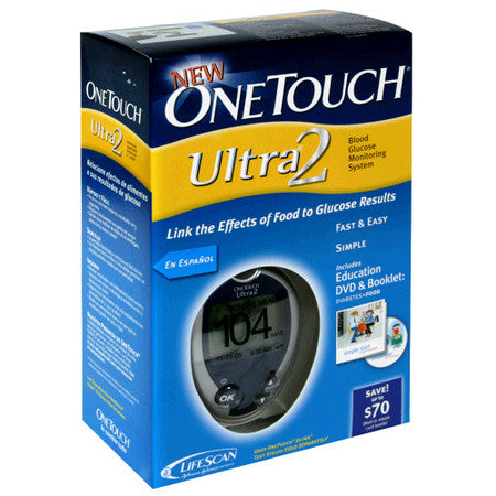 One Touch Ultra 2 Monitor - Patient Pharmacy
