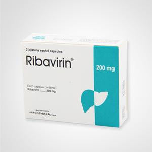 Ribavirin - Patient Pharmacy