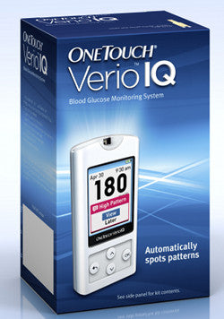 One Touch Verio IQ Kit