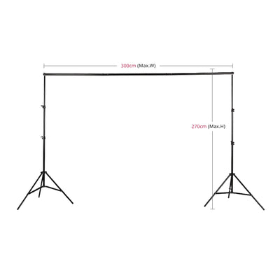 Backdrop Stand Kit | Luvo Store