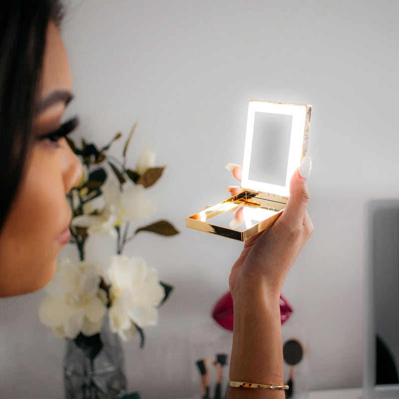 Compact LED Mirror 001 LUVO STORE