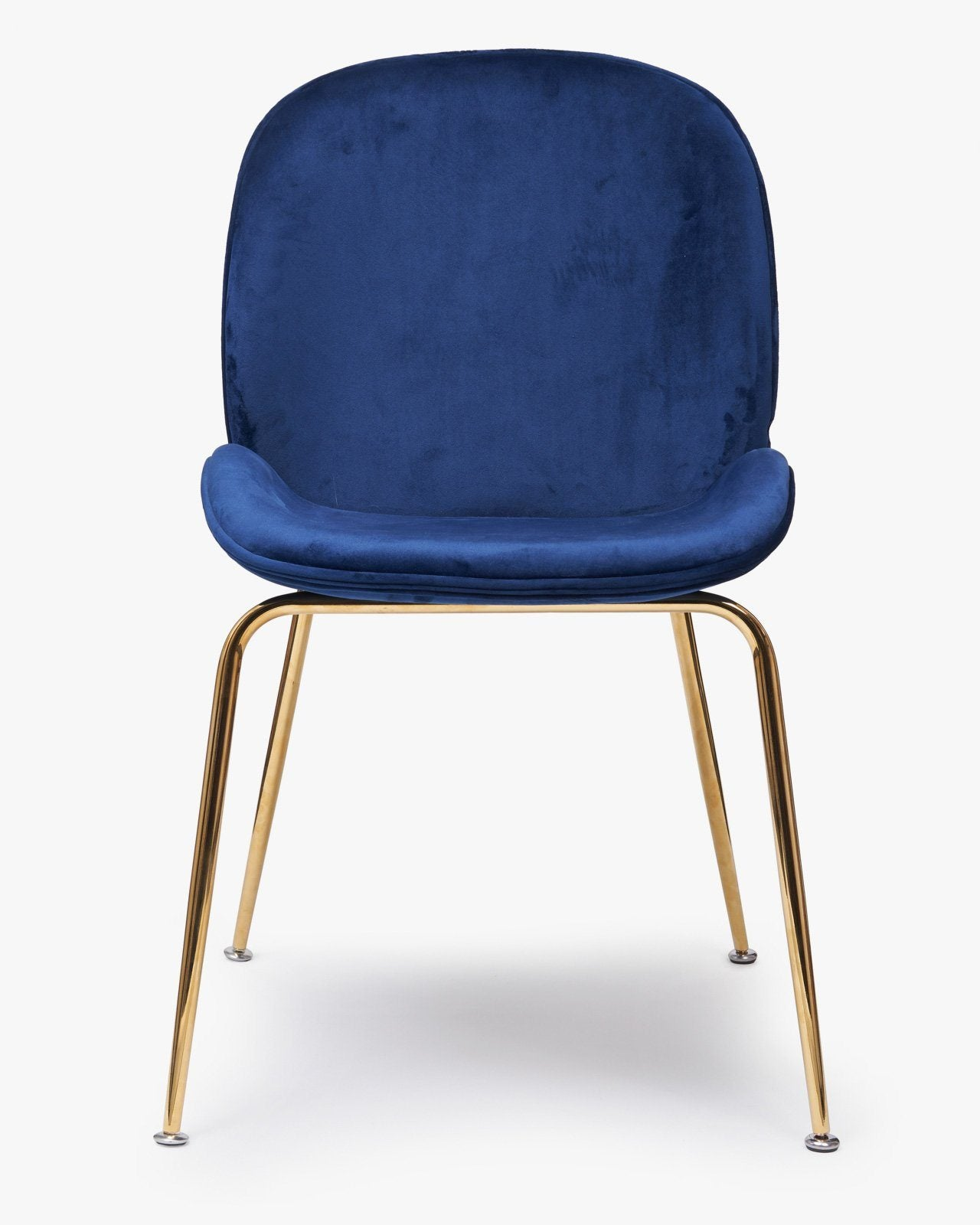 Royal Blue Velvet Chair LUVO STORE