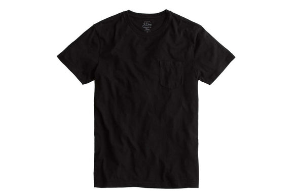 Men's Black Tee Shirt