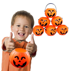 Free Halloween Pumpkin Candy Holder
