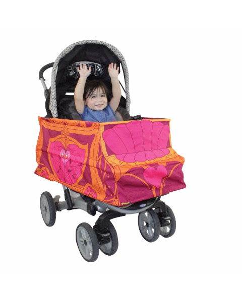 Princess Carriage Stroller Costume