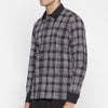 MEN LONG SLEEVE SHIRT : CHECK