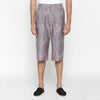 MEN MIDI SHORT PANT : MEGA MENDUNG