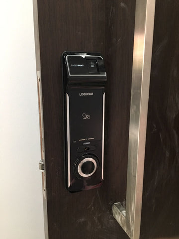 Loghome Digital Door Lock Lh 5000 Roller For Ec Amp Condo
