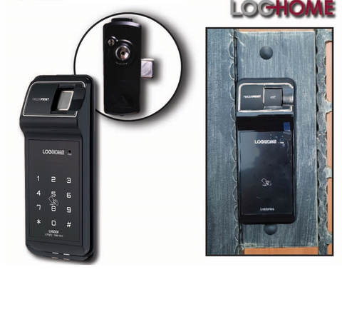 Loghome, Digital Lock, Metal Gate, Metal Gate Lock