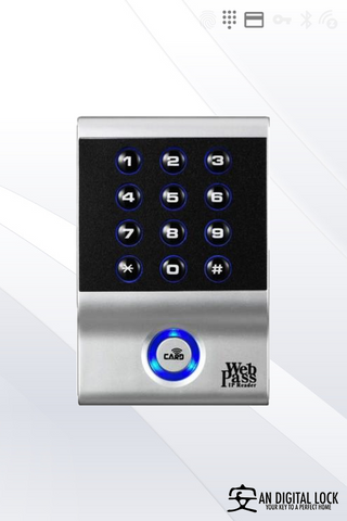 CHIYU WEBPASS Door Access System