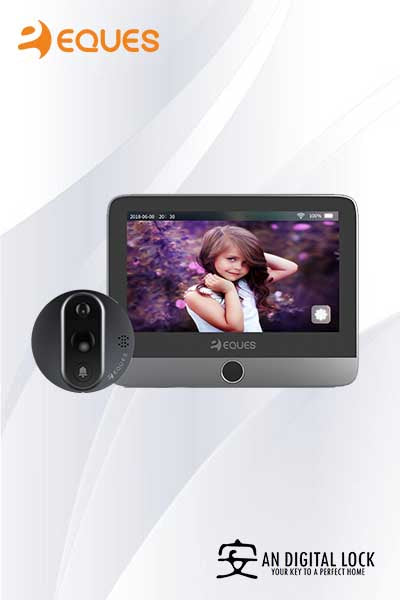 EQUES A27 Digital Door Viewer