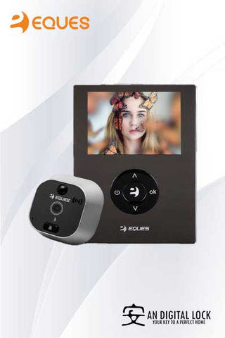 EQUES R21 Digital Door Viewer