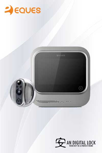 EQUES R26 Digital Door Viewer