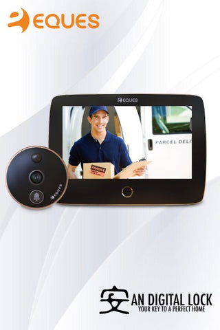EQUES S1 Pro Digital Door Viewer