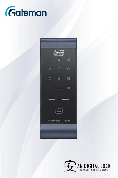 Gateman Digital Door Lock WV42
