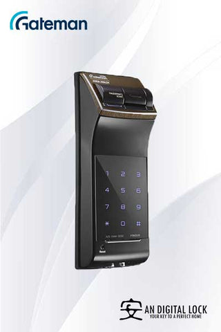 Gateman Digital Door Lock G-Fingus