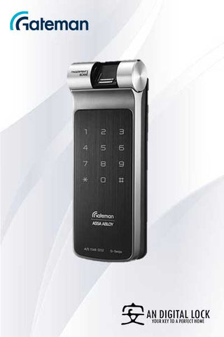Gateman Digital Door Lock G-Swipe