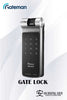 Gateman Digital Lock G-Swipe G