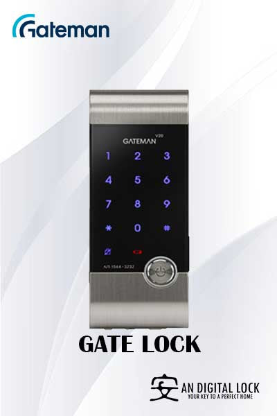 Gateman Digital Door Lock WV20G