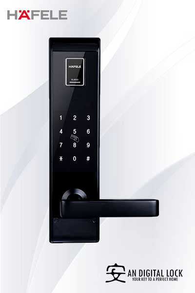 Hafele EL9000 Digital Lock