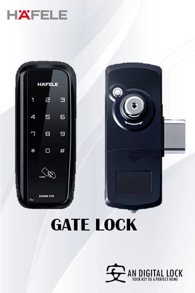 Hafele ER4600 Gate Digital Lock