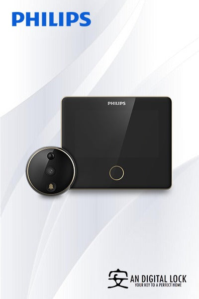 Philips DV001 Digital Door Viewer