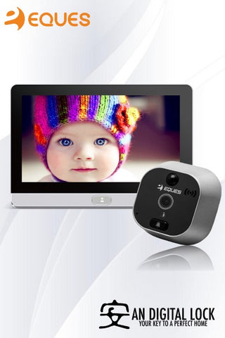 EQUES R22 Digital Door Viewer