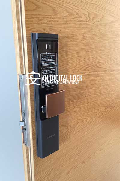 AN DIGITAL LOCK - Your Key To A Perfect Home in Singapore
