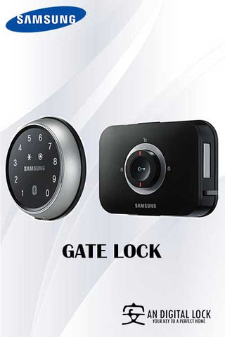 Samsung Digital Door Lock SHP-DS705G *Gate Lock*