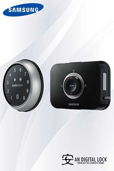 Samsung Digital Door Lock SHP-DS705