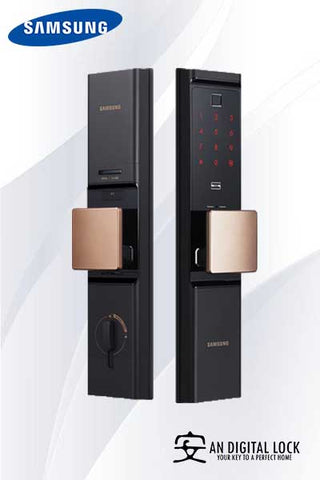 *NEW* Samsung Digital Door Lock SHP-DR708