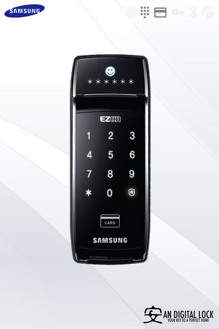 Samsung Digital Door Lock SHS-2621