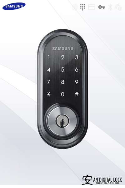 Samsung Digital Door Lock SHP-DS510