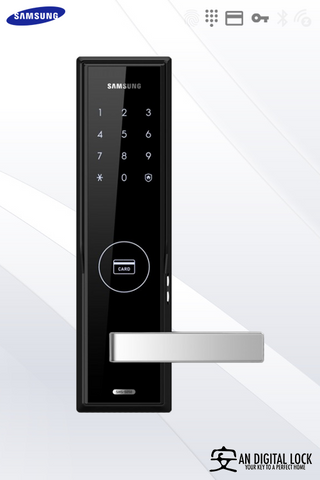 Samsung Digital Door Lock SHS-H505