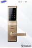 Samsung Digital Door Lock SHS-H705