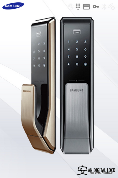 Samsung Digital Door Lock Shs P717 An Digital Lock Pte Ltd