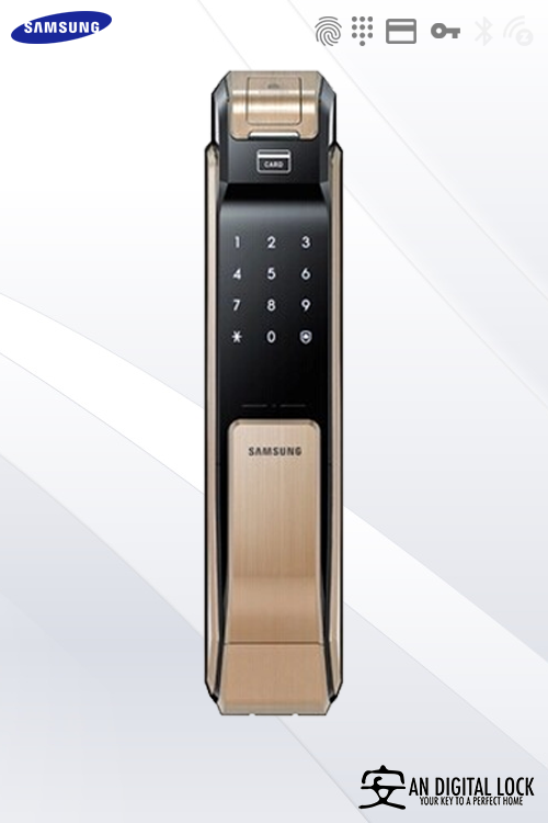 Samsung Digital Door Lock SHS-P718