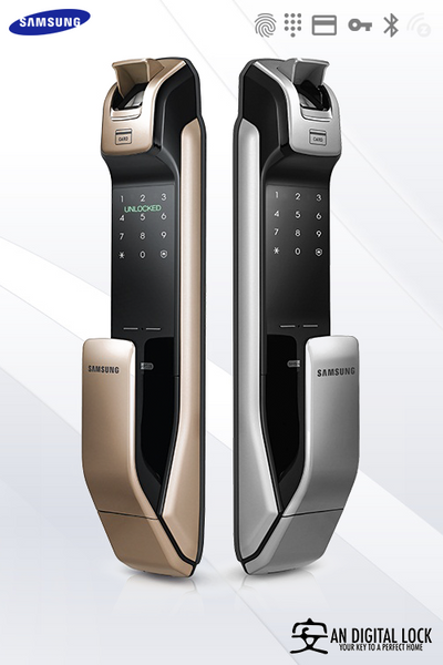 Samsung Digital Door Lock SHS-DP728