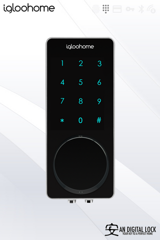 Igloohome Deadbolt Digital Lock 02