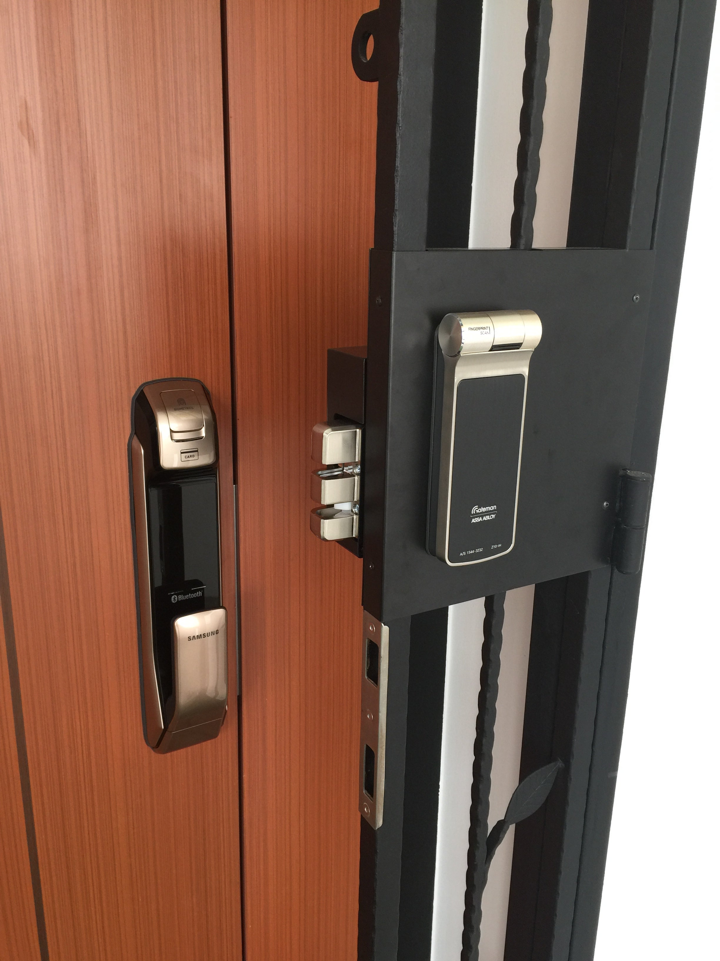 Gateman Digital Lock Z10g An Digital Lock Pte Ltd