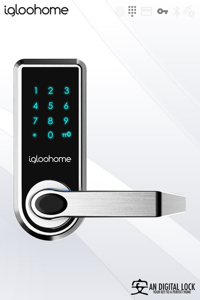 Igloohome Latch Digital Lock