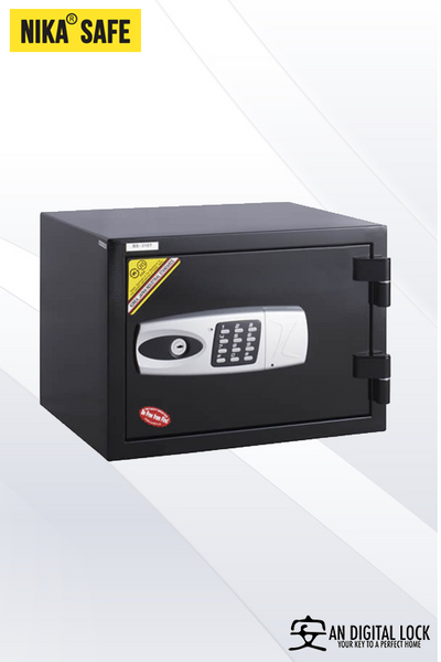 Nika NT310 Fire Resistance Security Safe